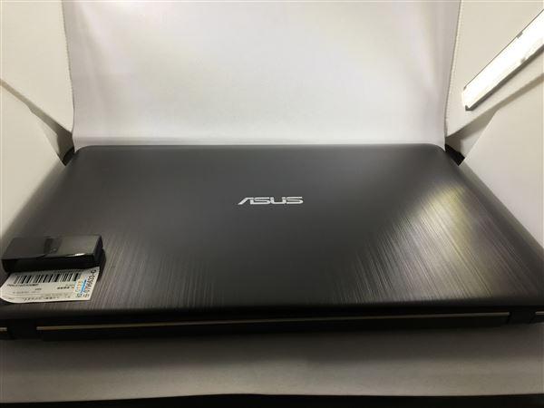 【中古】【安心保証】 ASUS ノートPC X540YA-XX017T