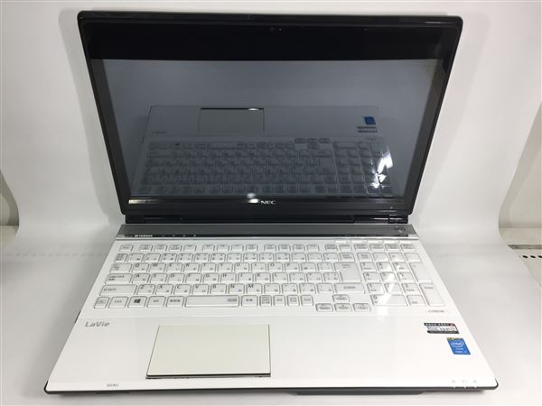 【中古】【安心保証】 NEC ノートPC PC-LL750MSW