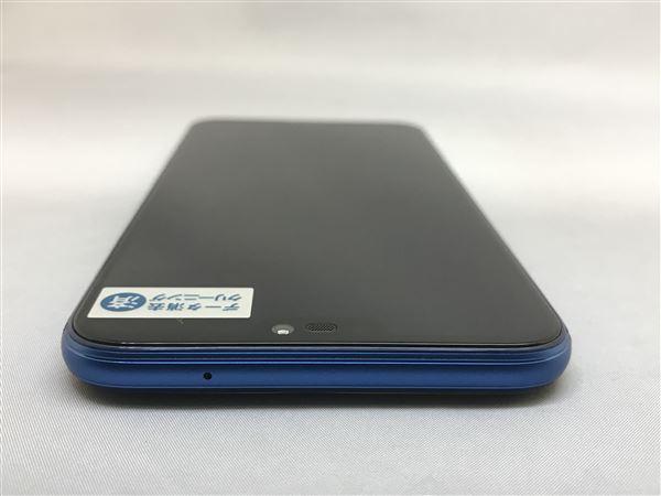【中古】【安心保証】 Y!mobile P20lite クラインブルー
