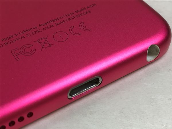 【中古】【安心保証】 iPodtouch6[32GB](ピンク)NKHQ2J