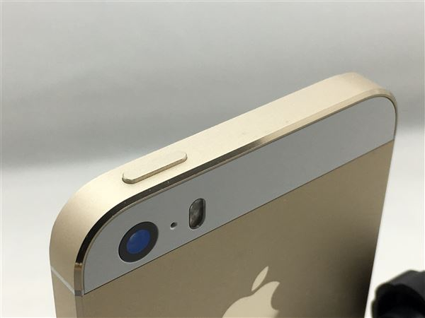 【中古】【安心保証】 docomo iPhone5s[32G] ゴールド