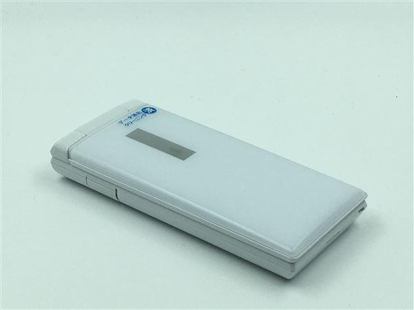 【中古】【安心保証】 SoftBank 501KC ホワイト