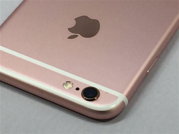 【中古】【安心保証】 docomo iPhone6s[16G] ローズゴールド