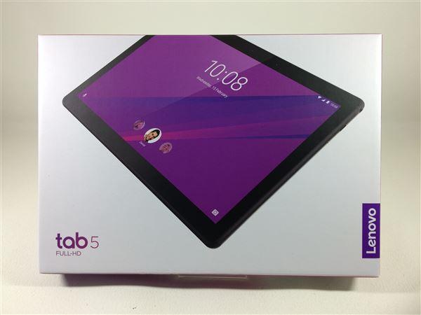 【中古】【安心保証】 SoftBank Lenovo TAB 5 ブラック