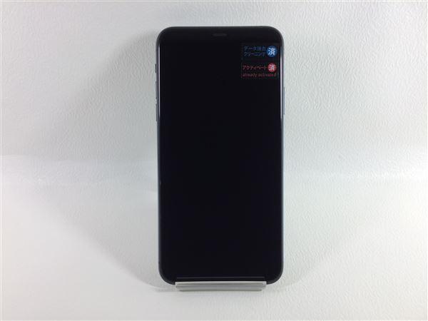 【中古】【安心保証】 au iPhone11 Pro Max[64G] スペースグレイ SIMロック解除済