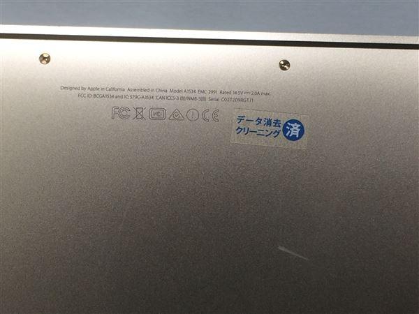 【中古】【安心保証】 アップル ノートPC MLHE2J/A