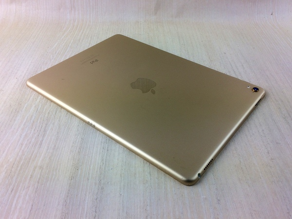 【中古】【安心保証】 9.7iPadPro_1[WiFi256G] ゴールド