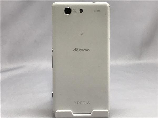 【中古】【安心保証】 docomo SO-04G ホワイト