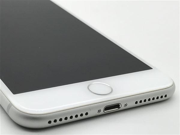 【中古】【安心保証】 docomo iPhone8Plus[64G] シルバー
