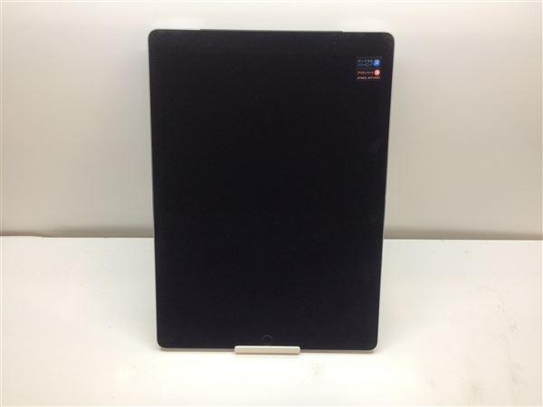 【中古】【安心保証】 au iPadPro 1ー12.9[セルラー128G] グレイ