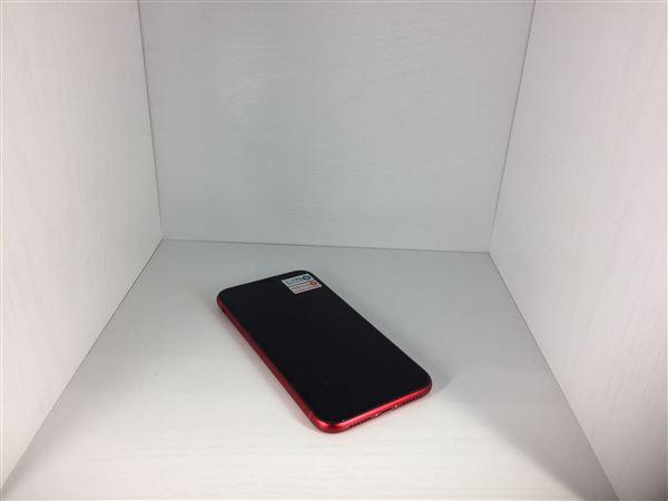 【中古】【安心保証】 SoftBank iPhoneXR[256GB] レッド