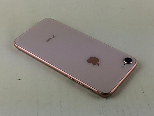 【中古】【安心保証】 SoftBank iPhone8[256G] ゴールド