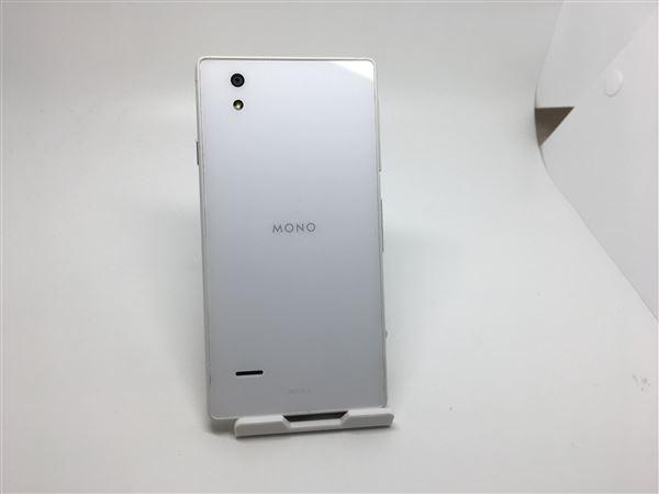 【中古】【安心保証】 docomo MONO MO-01J ホワイト