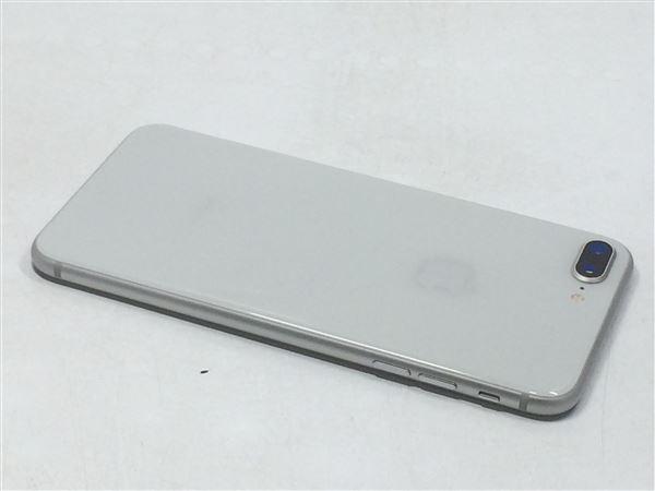 【中古】【安心保証】 SoftBank iPhone8Plus[64G] シルバー