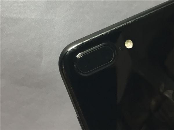 【中古】【安心保証】 docomo iPhone7Plus[256G] ジェットブラック