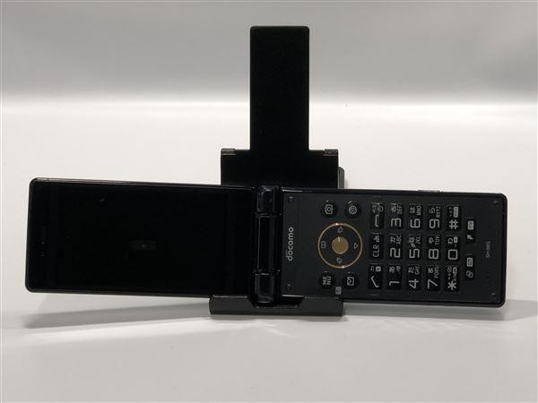 【中古】【安心保証】 docomo SH-06G ブラック