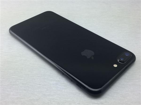 【中古】【安心保証】 docomo iPhone7Plus[128G] ジェットブラック