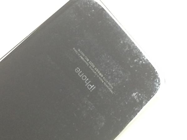 【中古】【安心保証】 au iPhone7[128G] ジェットブラック SIMロック解除済