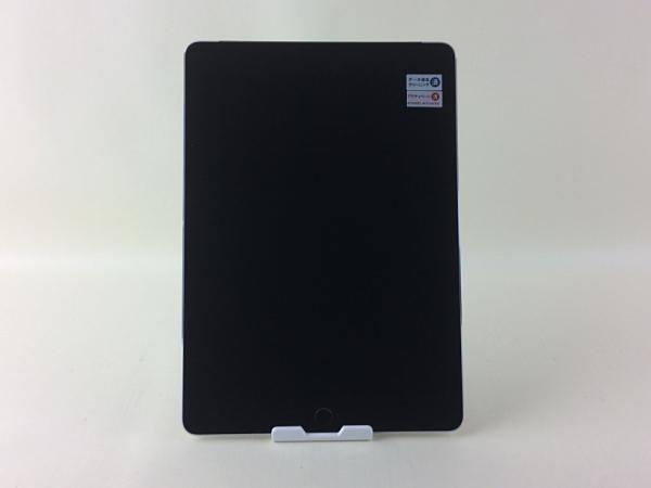 【中古】【安心保証】 au iPadAir_2[4G16GB] グレイ