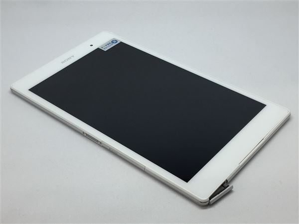 【中古】【安心保証】 XperiaZ3[WiーFi16G] ホワイト