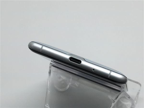 【中古】【安心保証】 SoftBank 801SO ホワイトシルバー