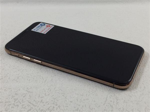 【中古】【安心保証】 SoftBank iPhoneXS[256G] ゴールド