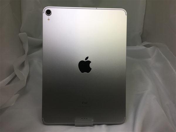 【中古】【安心保証】 SoftBank iPadPro 3ー11[セルラー64G] シルバー