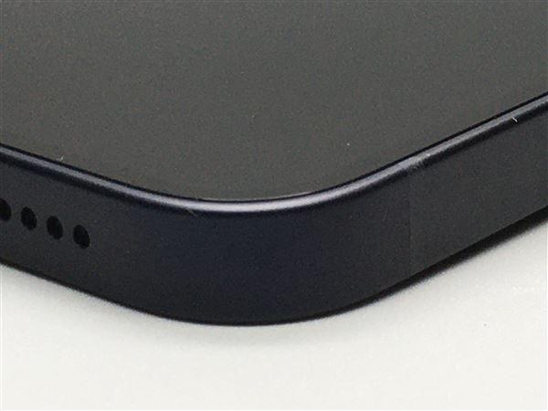 【中古】【安心保証】 SoftBank iPhone12mini[64G] ブラック