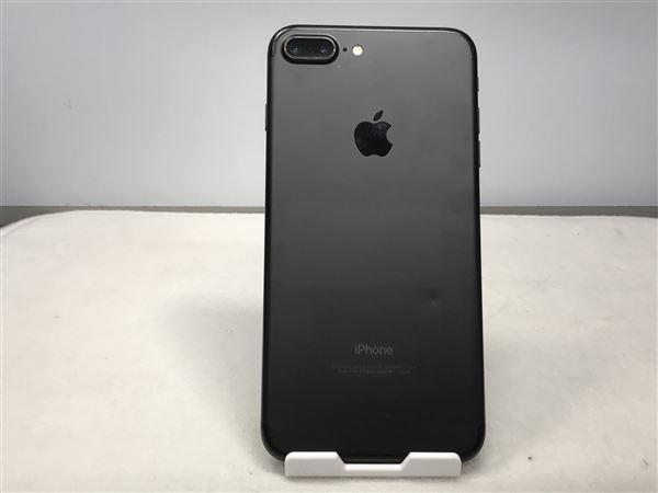 【中古】【安心保証】 SIMフリー iPhone7Plus[32G] ブラック