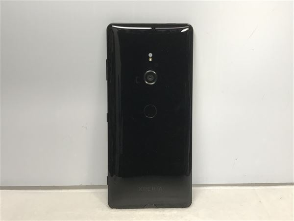 【中古】【安心保証】 SoftBank 801SO ブラック