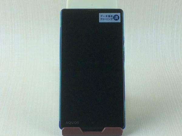 【中古】【安心保証】 SoftBank AQUOS Xx2 mini 503SH ブルー