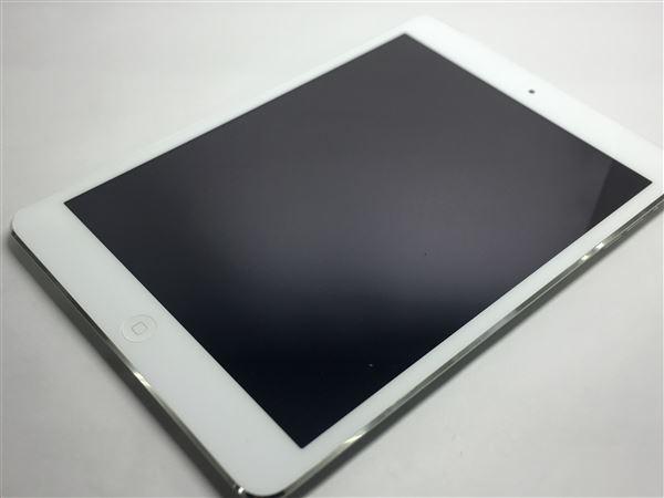 【中古】【安心保証】 SoftBank iPadmini2[セルラー64G] シルバー