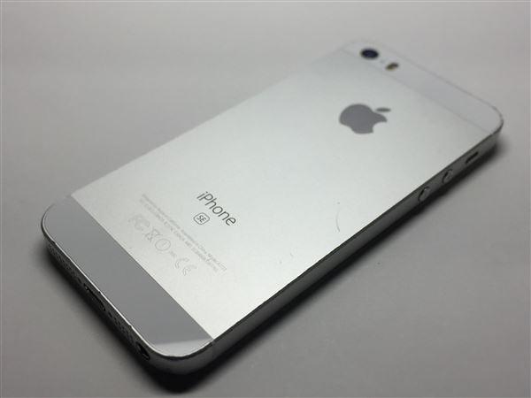【中古】【安心保証】 SIMフリー iPhoneSE[16G] シルバー