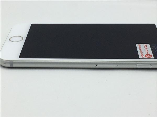 【中古】【安心保証】 docomo iPhone6s[64G] シルバー