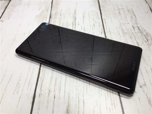 【中古】【安心保証】 docomo SO-01L ブラック