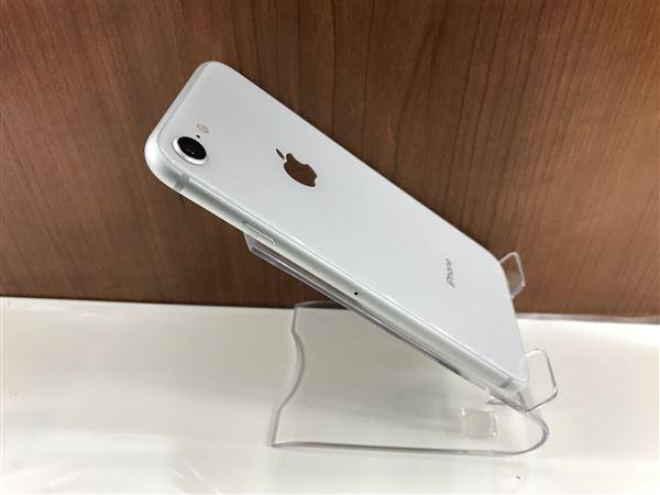 【中古】【安心保証】 SIMフリー iPhone8[256G] シルバー