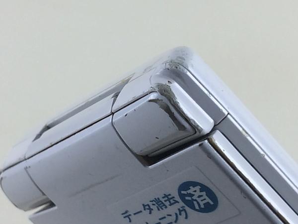 【中古】【安心保証】 docomo SH-03E ホワイト