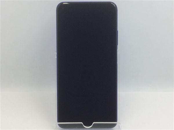 【中古】【安心保証】 SIMフリー [128GB] nova 5T ミッドサマーパープル