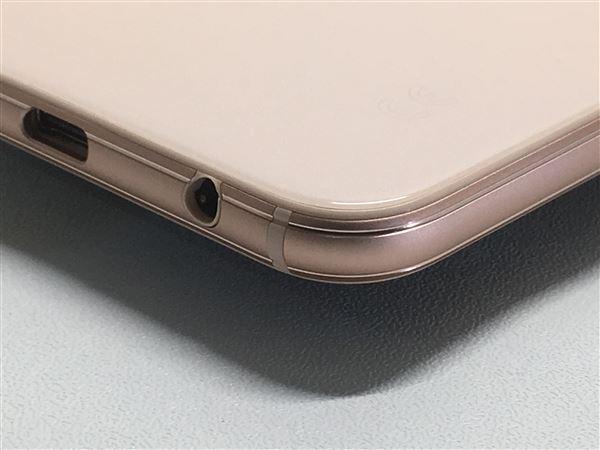 【中古】【安心保証】 Y!mobile P20lite サクラピンク