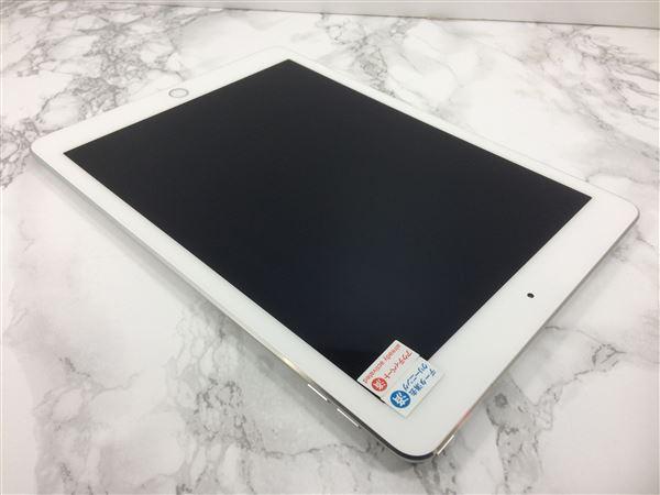 【中古】【安心保証】 au iPadPro 1ー9.7[セルラー32G] シルバー