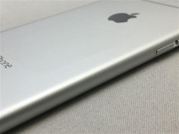 【中古】【安心保証】 docomo iPhone6s[64G] シルバー SIMロック解除済