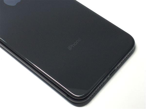 【中古】【安心保証】 au iPhone8Plus[64G] スペースグレイ SIMロック解除済