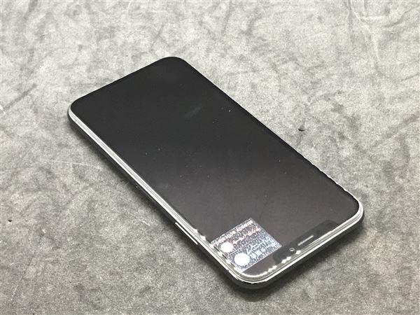 【中古】【安心保証】 docomo iPhoneX[256G] スペースグレイ