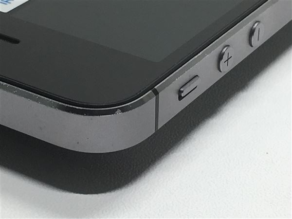 【中古】【安心保証】 au iPhone5s[32G] スペースグレイ