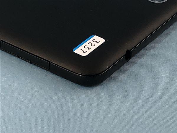 【中古】【安心保証】 SoftBank 704KC チャコールブラック
