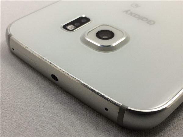 【中古】【安心保証】 au GALAXY S6 edge SCV31 64GB SIMロック解除済