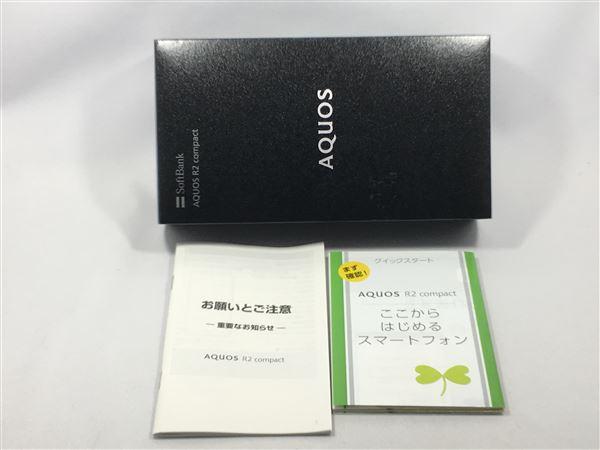 【中古】【安心保証】 SoftBank 803SH ピュアブラック