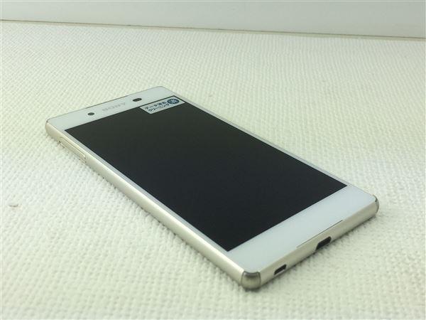 【中古】【安心保証】 SoftBank 402SO_XperiaZ4 ホワイト