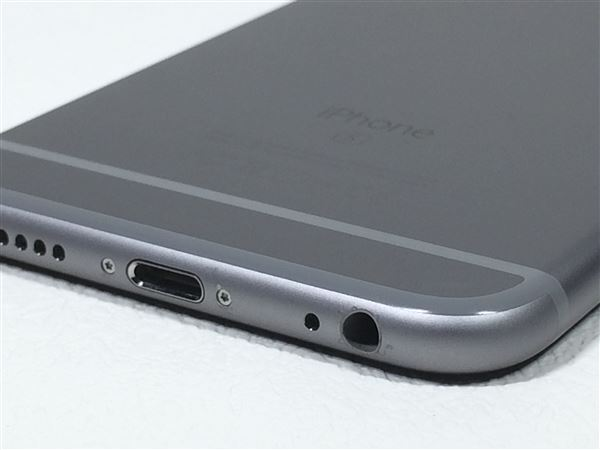 【中古】【安心保証】 SIMフリー iPhone6s[64G] スペースグレイ