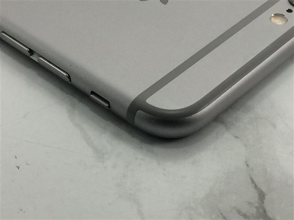 【中古】【安心保証】 SoftBank iPhone6s[16G] スペースグレイ